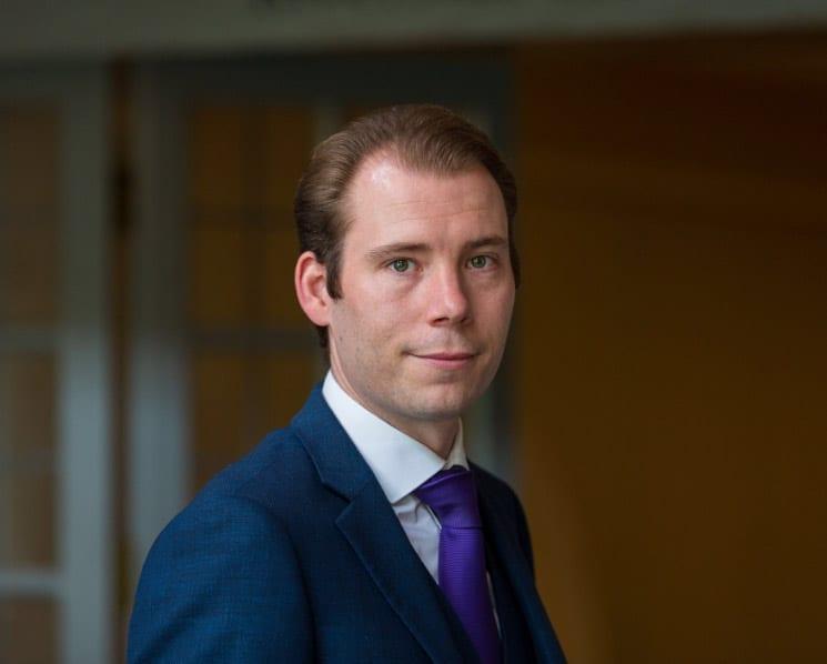 Photo of Alan Robertson - Independent Equity Release Advisor Burton on Trent